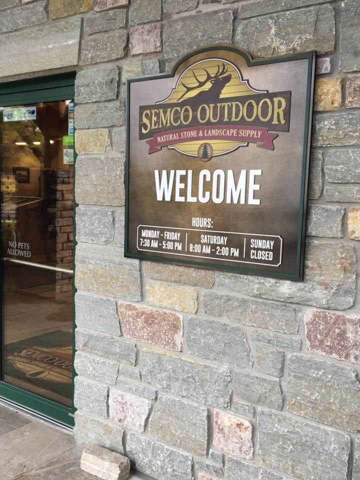 Semco Outdoor Signage KC Custom Signs Custom Signs Belton - Custom vinyl decals kansas city